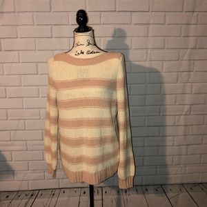 Loft Knitted Sweater Size M